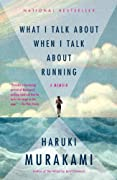 What I Talk About When I Talk About Running by Haruki Murakami cover image