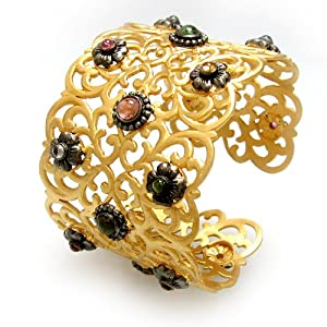 Vintage Bracelet, Antique Bracelets, Rhinestone Bracelets