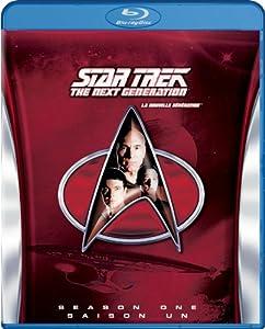 Star Trek: The Next Generation - Season 1  [Blu-ray] (Sous-titres français)
