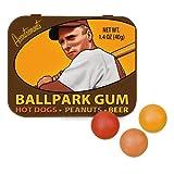 Ballpark Flavored Gumballs.