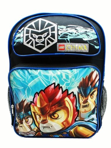 Backpack - Lego - Legends of Chima - Laval (Large School Bag) - 1