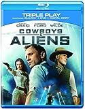 Cowboys & Aliens - Triple Play (Blu-ray + DVD + Digital Copy) [2011] [Region Free]