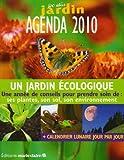 echange, troc  - Agenda Jardin 2010 100 Idees Jardin