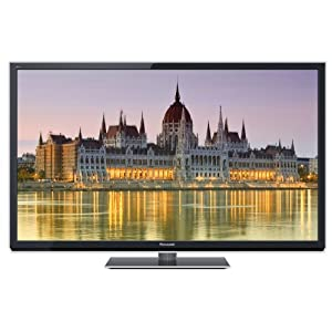 Panasonic 1080p Full HD 3D Plasma TV