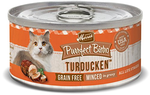 Merrick Purrfect Bistro Grain Free Turducken