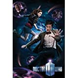 (24x36) Doctor Who (Vortex) TV Poster Print ~ Poster Revolution