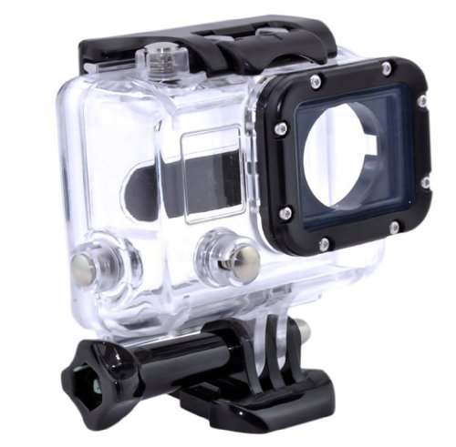 Waterproof-Hd-Dive-Housing-Case-for-Gopro-Hero4-Black-Hero3-Hero3