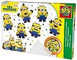 Minions - Cuentas para planchar de Minions, multicolor (SES 14743)