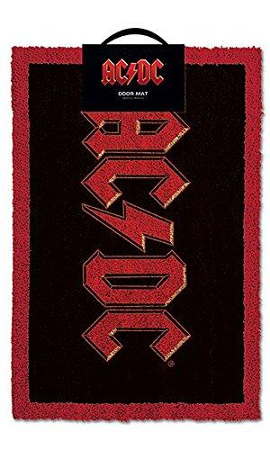 Zerbino AC/DC Logo
