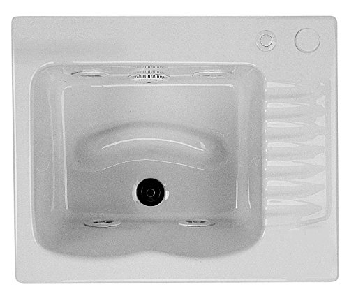 Reliance RFS1W Foot Spa with 4 Point-Massage Jets, White, White (Whirlpool Jet Tool compare prices)