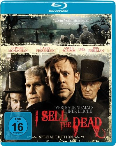 I sell the dead - Uncut [Blu-ray] [Special Edition]