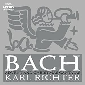Bach: Advent & Christmas Cantatas