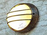 Rustikale Feuchtraumlampe 2/3/807 Wandleuchte Deckenleuchte