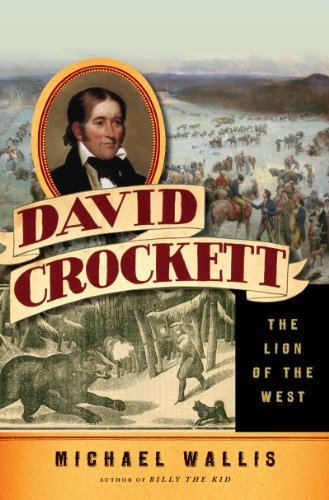 Image for David Crockett: The Lion of the West
