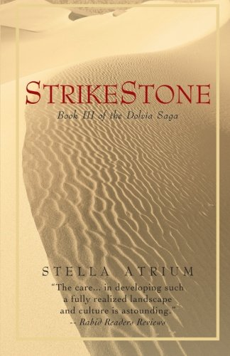 Strikestone: Book III of the Dolvia Saga