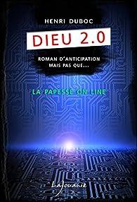 Dieu 2.0 - la Papesse on Line par Duboc