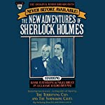 The Terrifying Cats and The Submarine Cave: The New Adventures of Sherlock Holmes, Episode #16 | Anthony Boucher,Denis Green