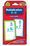 img - for Multiplication 0-12 Flash Cards book / textbook / text book