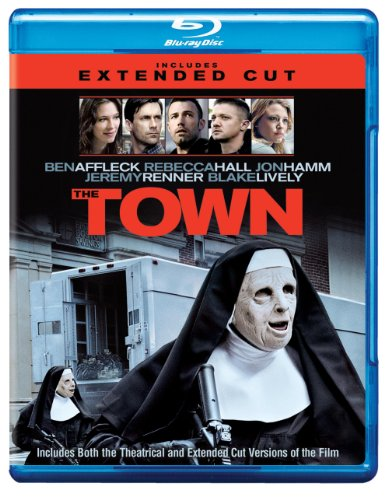 Cover art for  The Town [Blu-ray]