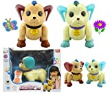 RC Intelligent Toy Gift Dog Remote Control i Robotic Pet Puppy Xmas Present for Kids Children Gift - 2nd Generation