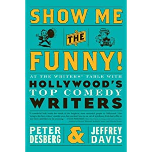 Image: Cover of Show me the Funny!