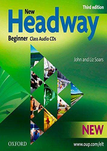 New headway beginner class cds (x2) 3e