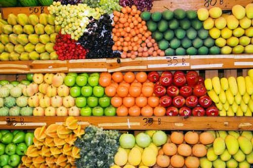 Thai Fruit Stand - 72
