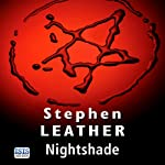 Nightshade: A Jack Nightingale Supernatural Thriller, Book 4 (       UNABRIDGED) by Stephen Leather Narrated by Paul Thornley