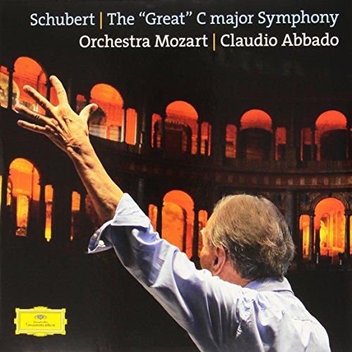 SCHUBERT / ABBADO / ORCHESTRA MOZART - GREAT C MAJOR SYMPHONY D 944