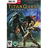 "Titan Quest: Immortal Throne (Add-On) (DVD-ROM)von ""THQ Entertainment GmbH"""