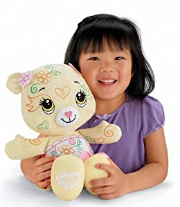 Fisher-Price Doodle Bear Marigold