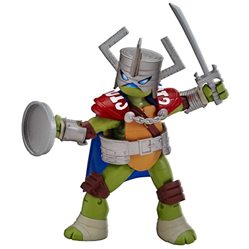 Teenage Mutant Ninja Turtles Leonardo Knight Live Action Role Play Figure