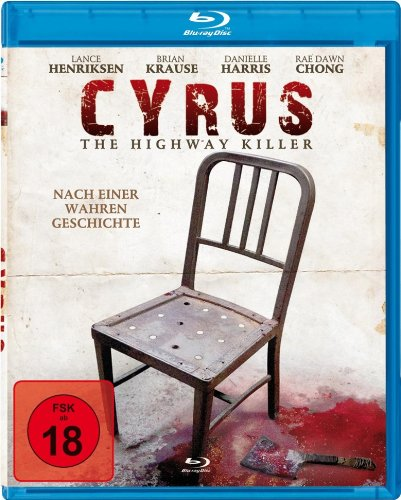 Cyrus - The Highway Killer [Blu-Ray]