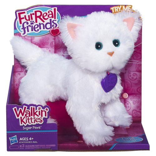furreal friends kitten instructions