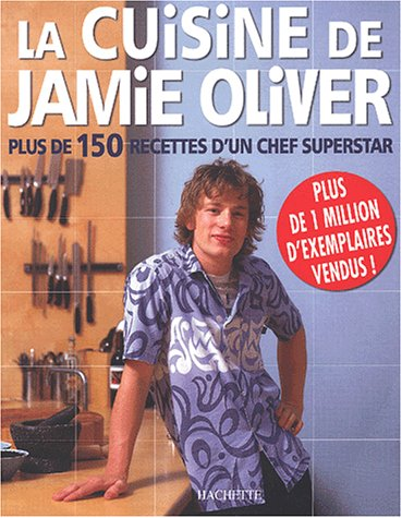 la cuisine de jamie oliver jamie oliver. Black Bedroom Furniture Sets. Home Design Ideas