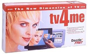 Dazzle tv4me Videoschnittkarte