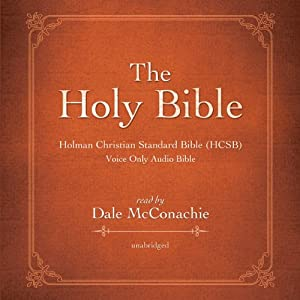 The Holy Bible: Holman Christian Standard Bible (HCSB) | [Blackstone Audio]