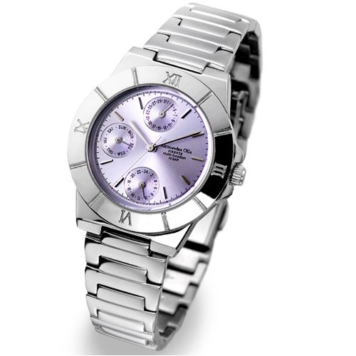 Alessandra Olla (アレサンドラオーラ) 腕時計 シンプルクォーツ AO-907 レディース