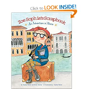 Zoe Sophia's Scrapbook: An Adventure in Venice