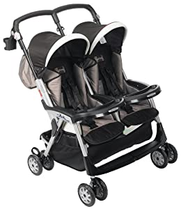 peg perego aria twin double stroller in. Black Bedroom Furniture Sets. Home Design Ideas