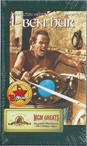 Ben Hur [VHS]
