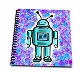 Kids Stuff Robot Memory Book 12 X 12 Inch (Db 1303 2)