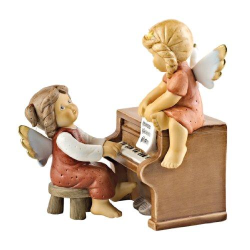 Goebel 66-888/14 Porzellan Dekoration Weihnachtsklänge