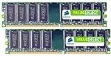 Corsair 2GB (2x1GB) DDR2 667 MHz (P