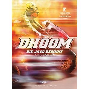 Dhoom-die Jagd Beginnt (Vani [Import allemand]