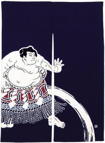 染のれん 相撲