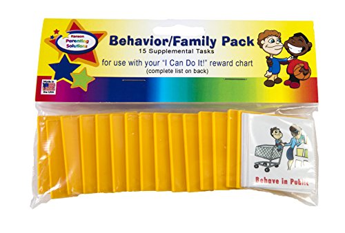 Kenson Kids Behavior/Family Supplemental Pack