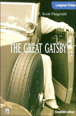 The Great Gatsby, Simplified Edition (Longman Fiction), by F. Scott Fitzgerald
