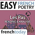 Les Pas (Easy French Poetry): Reading & Analysis | Paul Valéry