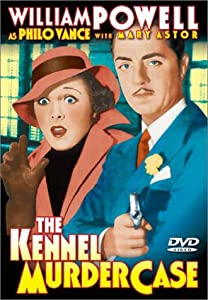 "Cover of ""The Kennel Murder Case"""
